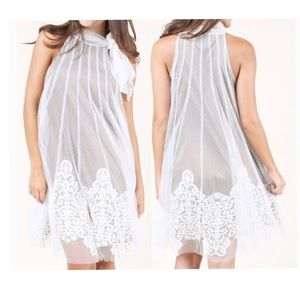 Altar'd State Dresses - Altar'd State Sweep Me Away Lace Dress